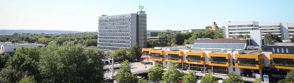 Projektmitarbeit- Technische Universität Dortmund - Logo