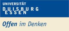 Wissenschaftlicher Mitarbeiter (m/w/d)- Uni Duisburg-Essen - logo