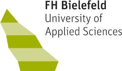 Professur (W2) - Fachhochschule Bielefeld - Logo