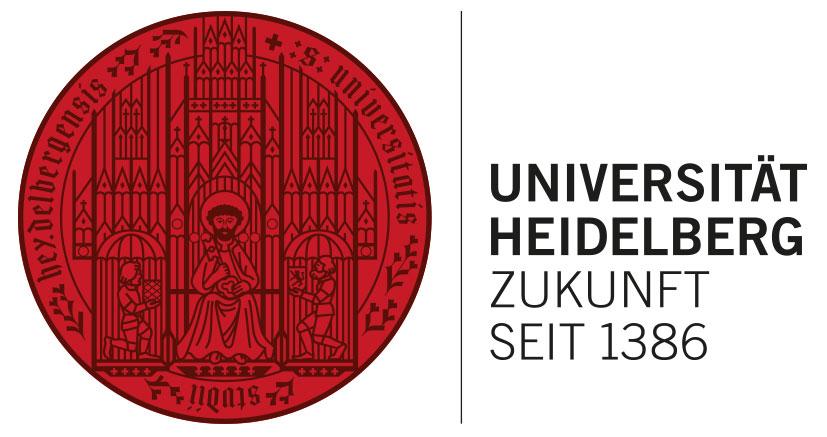 Professor (W3)  - Universität Heidelberg - Logo