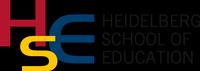 Aufbau eines Forschungs- und Transferclusters - Heidelberg School of Education - Logo