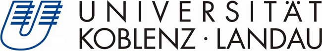 Professur (W3)  - Uni Koblenz Landau - Logo