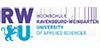 Akademischer Mitarbeiter - Studiengang Angewandte Psychologie (m/w/d) - Hochschule Ravensburg-Weingarten - Logo