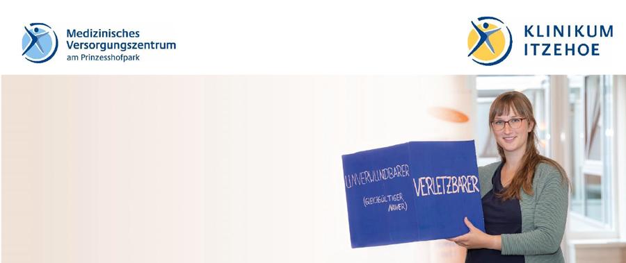 Facharzt / Assistenzarzt (m/w/d) - Klinikum Itzehoe - Header