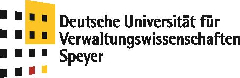 Deutsche Universität für Verwaltungswissenschaften Speyer - Logo