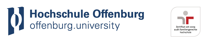 Akademische*n Mitarbeiter  (m/w/d) - Hochschule Offenburg - Logo
