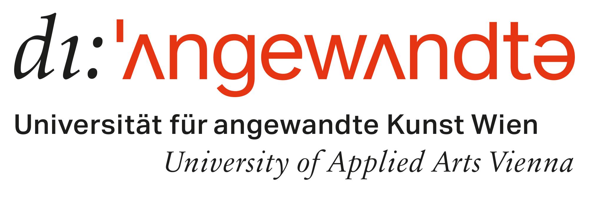 logo  - Universität für angewandte Kunst Wien
