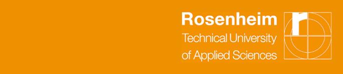 Technische Hochschule Rosenheim - TH Rosenheim - Logo