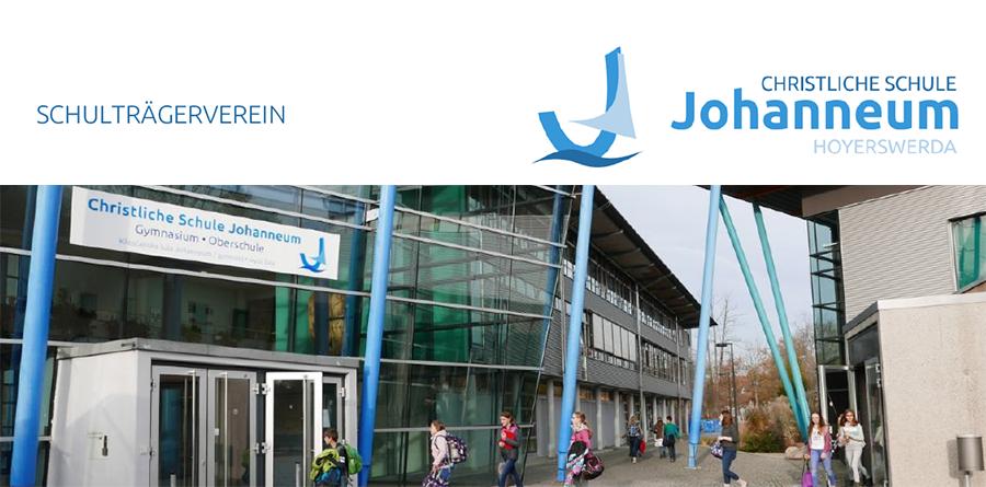 logo  - Christlichen Schule Johanneum in Hoyerswerda