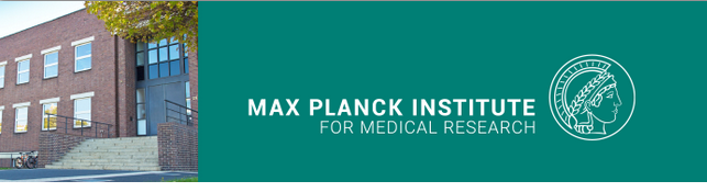 Max Planck Institute for Medical Research - Logo