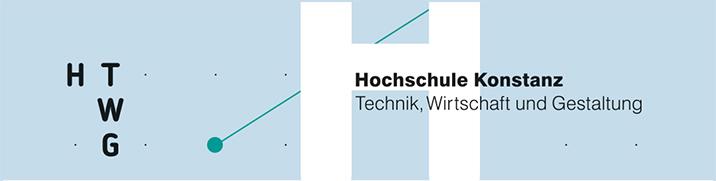 Professur für Darstellen und Gestalten-  HTWG Konstanz - Logo