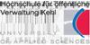 Akademischer Mitarbeiter (m/w/d) - Hochschule Kehl - Logo