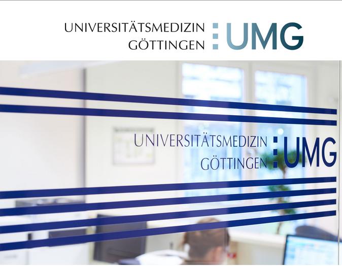 Referent (m/w/d)   - Universitätsmedizin Göttingen - Logo