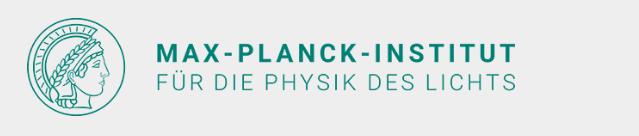 Max-Planck-Institut für die Physik des Lichts -  Logo
