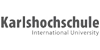 Professorship in the area of Political Philosophy, Global Governance, Civil Society and Social Movements - Karlshochschule International University - Logo