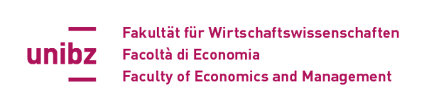 PhD Program in Management and Economics - Freie Universität Bozen - Logo