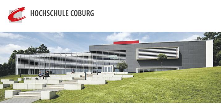 Professur (W2) - HS Coburg - Logo