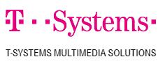 logo  - T-Systems Multimedia