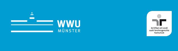 PhD student (f/m/d)  - Uni Münster - Logo