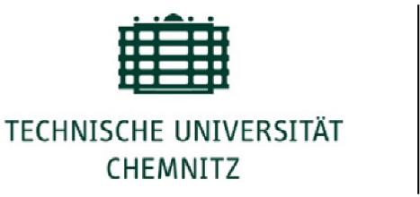 Dezernent (m/w/d) Akademische und studentische Angelegenheiten - TU Chemnitz - Logo