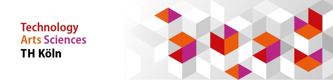 Leitung des Studios Context im Studiengang Code & Context - TH Köln - Logo