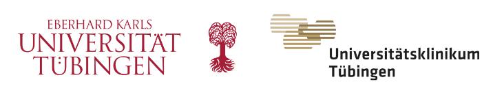 Leitung - Eberhard Karls Universität Tübingen - Logo