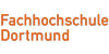 """Lehrkraft für besondere Aufgaben mit dem Aufgabengebiet """"Entwerfen und Gebäudelehre"""" Fachbereich: Architektur - Fachhochschule Dortmund - Logo"""