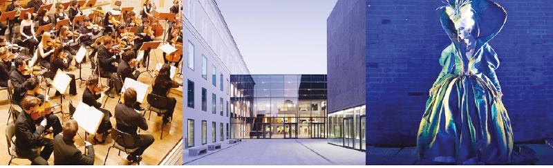 Universität Mozarteum Salzburg - Header