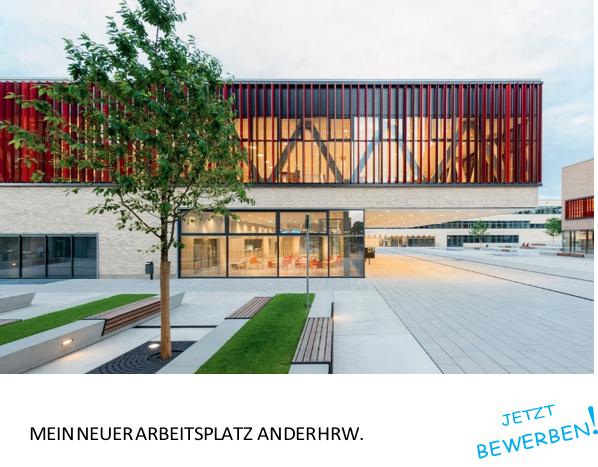 Hochschule Ruhr West- Bild