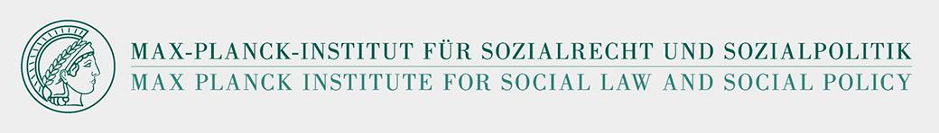 Post-doctoral Researcher- Max-Planck-Institut für Sozialrecht und Sozialpolitik - Logo