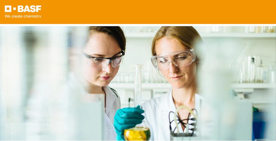 Chemiker oder Chemieingenieur (m/w/d) globale Prozessentwicklung - BASF SE - Logo