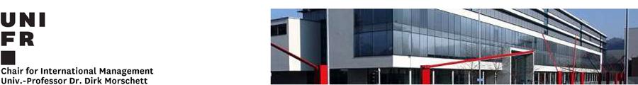 logo  - Universität Fribourg