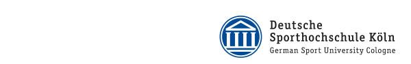Professorship - Deutsche Sporthochschule Köln - Logo