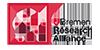 """Koordinator (m/w/d) """"Künstliche Intelligenz"""" - U Bremen Research Alliance e.V. - Logo"""
