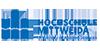 """Professur (W2) für das Fachgebiet """"Psychologische Grundlagen Sozialer Arbeit"""" - Hochschule Mittweida - Logo"""