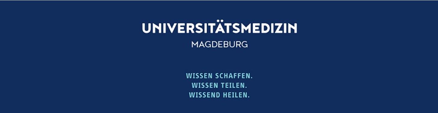 Jurist (m/w/d) - Universitätsklinikum Magdeburg - Logo