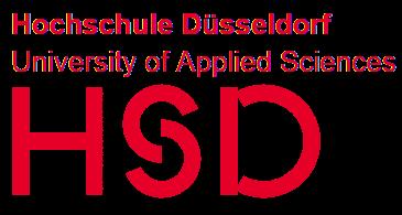 Hochschule Düsseldorf University of Applied Sciences - Logo