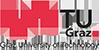 Universitätsprofessur für Nachrichtentechnik und Satellitenkommunikation  am Institut für Kommunikationsnetze und Satellitenkommunikation - Technische Universität Graz - Logo