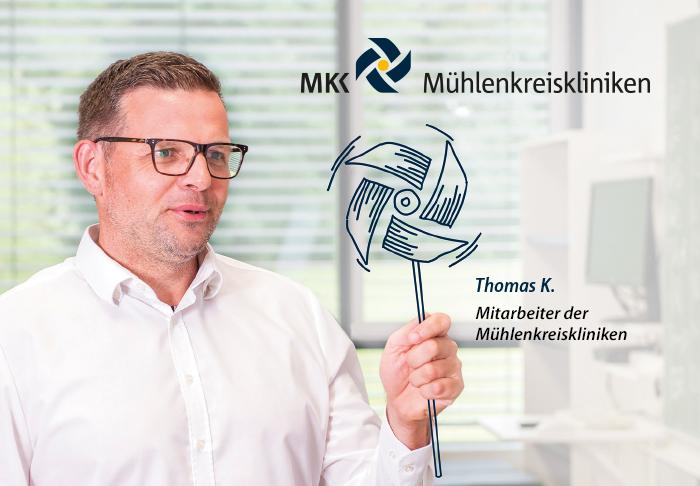 Mitarbeiter (m/w/d) - Mühlenkreiskliniken - Bild