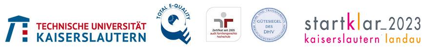 Referent/-in (m/w/d) - TU Kaiserslautern - Logo