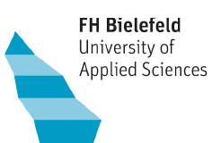Projektkoordination (m/w/d) - Fachhochschule Bielefeld - Logo