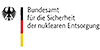 """Fachgebietsleitung (m/w/d) für das Fachgebiet """"Forschung zu Sicherheitsanalysen in der Kerntechnik und Endlagerung"""" - Bundesamt für die Sicherheit der nuklearen Entsorgung (BASE) - Logo"""
