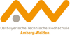 Professur (W2) für das Lehrgebiet Geoinformatik - Ostbayerische Technische Hochschule Amberg-Weiden - Logo