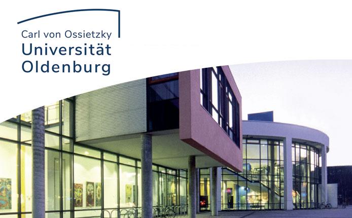 Professorship   - Carl von Ossietzky Universität Oldenburg - Logo