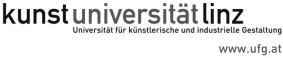 Universitätsprofessur - Kunstuniversität Linz - Logo