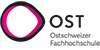 Professur für Dynamik-Festigkeit-MKS - OST - Ostschweizer Fachhochschule - Campus St. Gallen - Logo