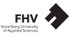 Hochschullehrer (m/w/d) Allgemeine Betriebswirtschaft, Schwerpunkt International Marketing & Salesmit Karriereoption Professur (FH) - Fachhochschule Vorarlberg GmbH - Logo