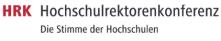 Referent (m/w/d) für den Arbeitsbereich Studien-, Kapazitäts- und allgemeine Rechtsangelegenheiten (Justiziariat) - Hochschulrektorenkonferenz (HRK) - Logo