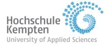Stiftungsprofessur (W2) für Verfahrenstechnik mit Schwerpunkt Naturkosmetik / ätherische Öle - Hochschule Kempten - Bild