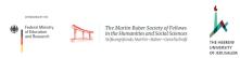 Stiftungsfonds Martin-Buber-Gesellschaft der Forschungsstipendiat/innen der Geistes- und Sozialwissenschaften - Hebrew University of Jerusalem - Logo